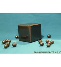 Куб полированный 3х3