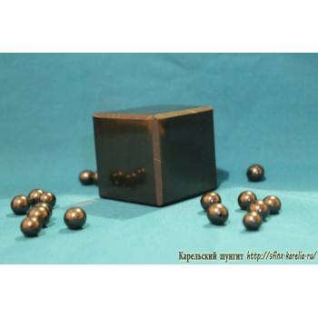Куб полированный 8х8