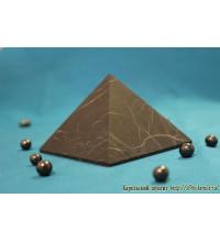Пирамида неполированная 9х9