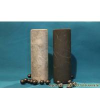 Цилиндры / жезлы фараона ( шунгит + тальк) неполированые