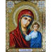 Икона Казанской Божией Матери